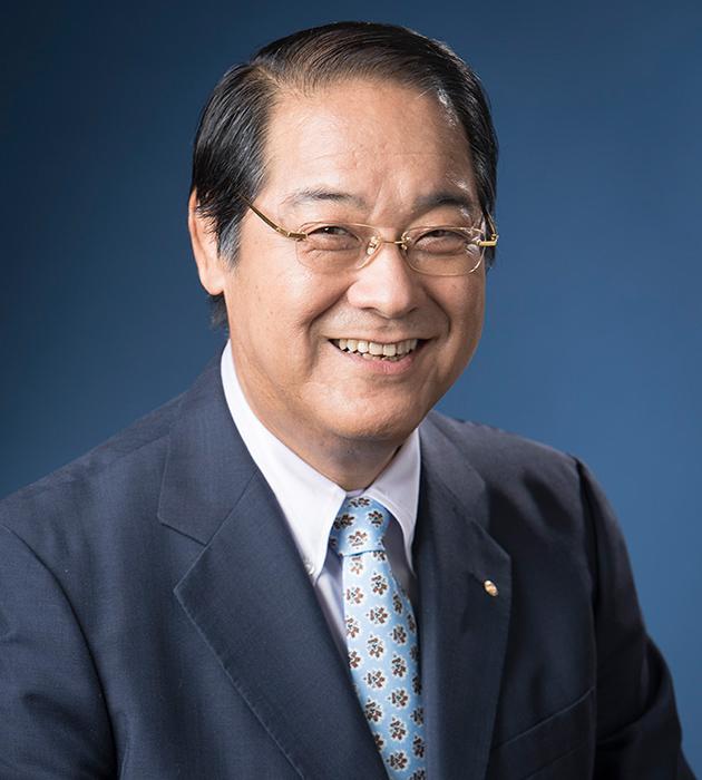 情報産業経営者 稲門会 会長 池田 昭司